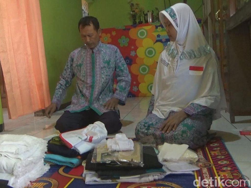 Doa dan Air Mata Pasutri Penjual Es Tebu Demi Naik Haji