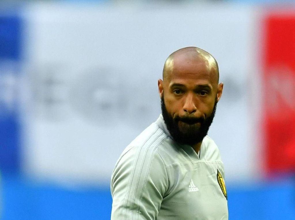 Video: Thierry Henry Resmi Nakhodai AS Monaco