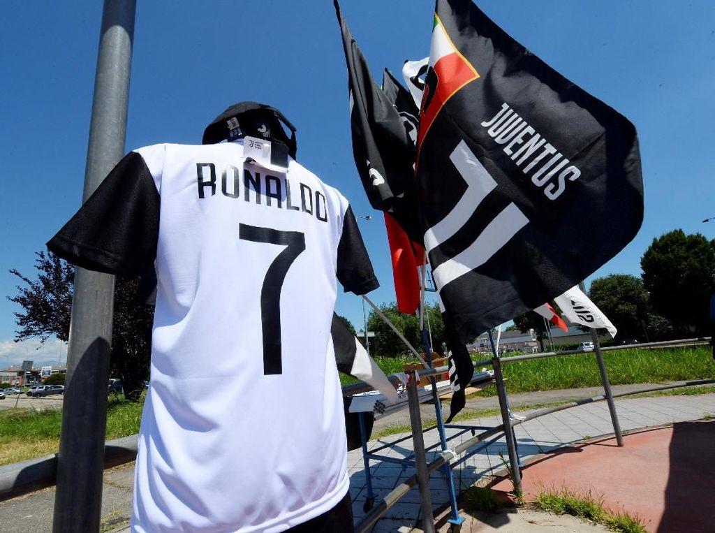 Buntut Transfer Ronaldo, Buruh Pabrik FIAT Akan Mogok Kerja