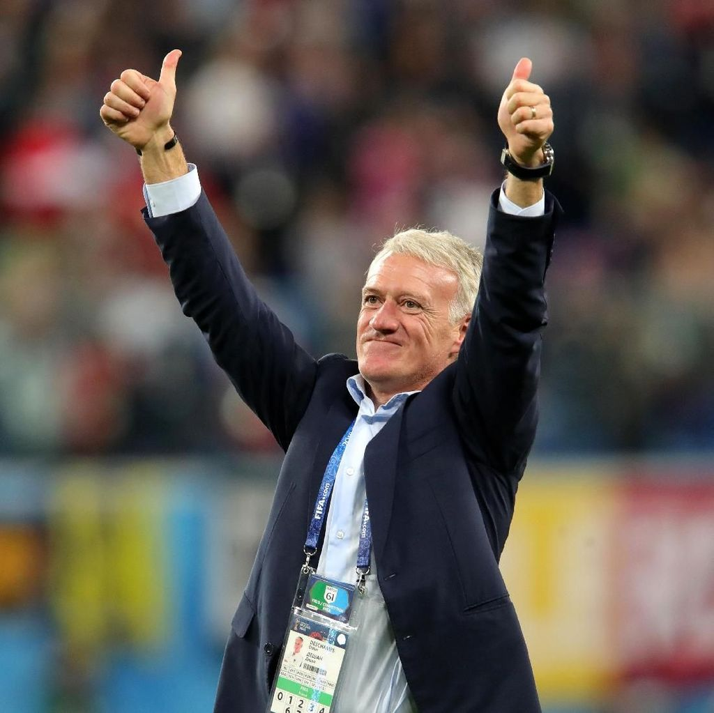 Deschamps: Semoga Pemain Prancis yang Menangi Ballon dOr
