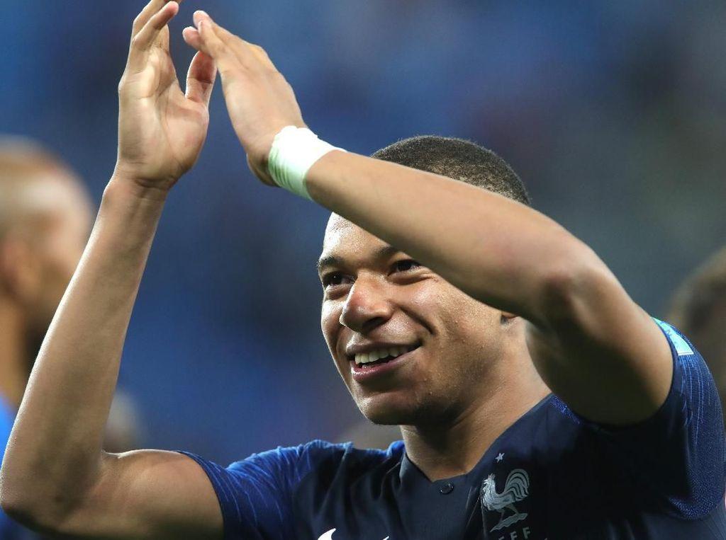 Mbappe Cuma Mau Trofi Piala Dunia, Tak Pedulikan Ballon dOr