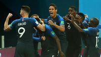 Prancis Mencari Obat Luka Final Piala Eropa 2016