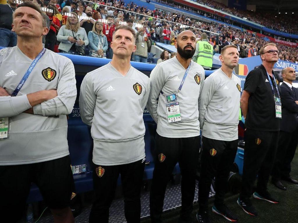 Belgia Disingkirkan Prancis, Henry Diserang Meme