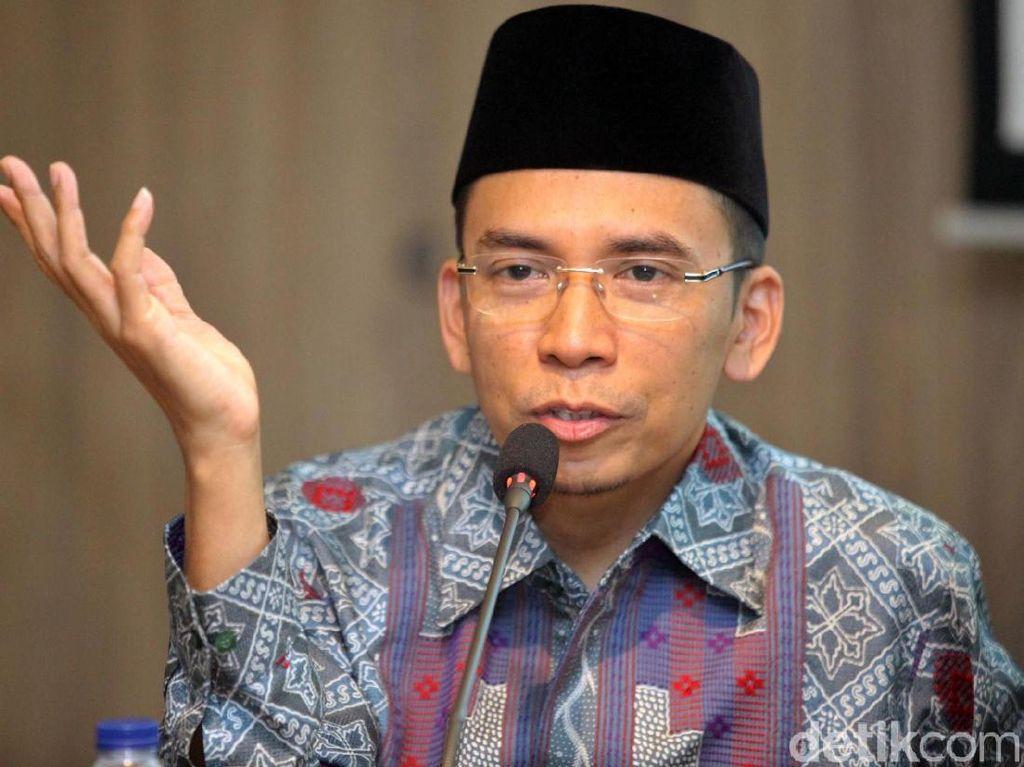 Mundur dari Demokrat, TGB: Tak Ada Hubungannya dengan Jokowi