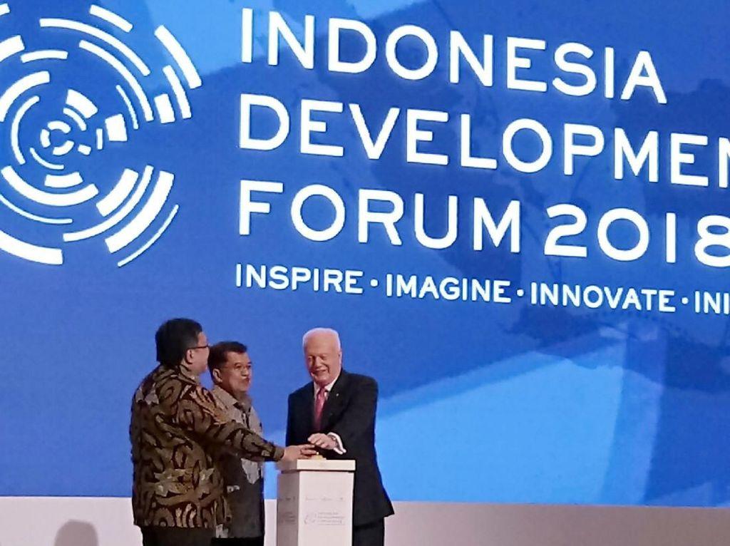 Indonesia Development Forum 2018