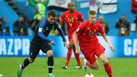 9 Fakta Menarik Setelah Prancis Kalahkan Belgia