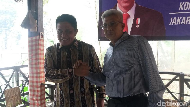 Gubernur Sumsel Terpilih Siap Dukung Jokowi Jadi Capres