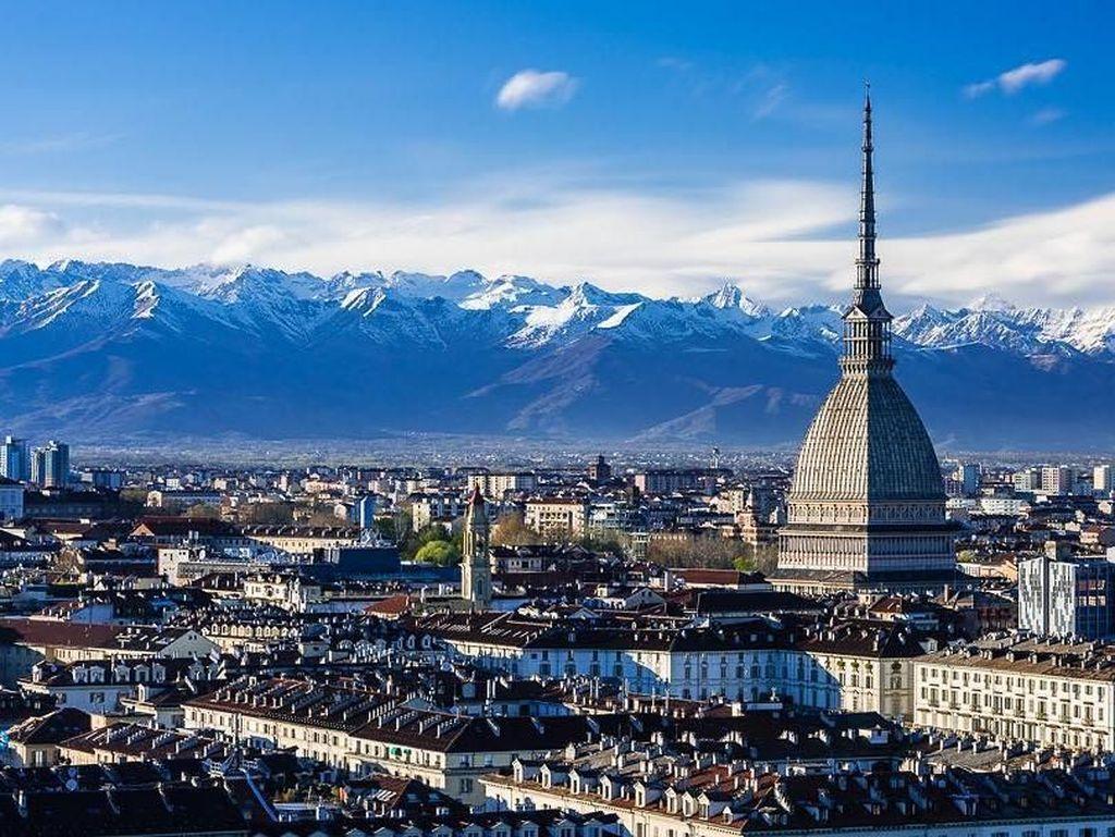 Foto: Turin, Rumah Baru Cristiano Ronaldo