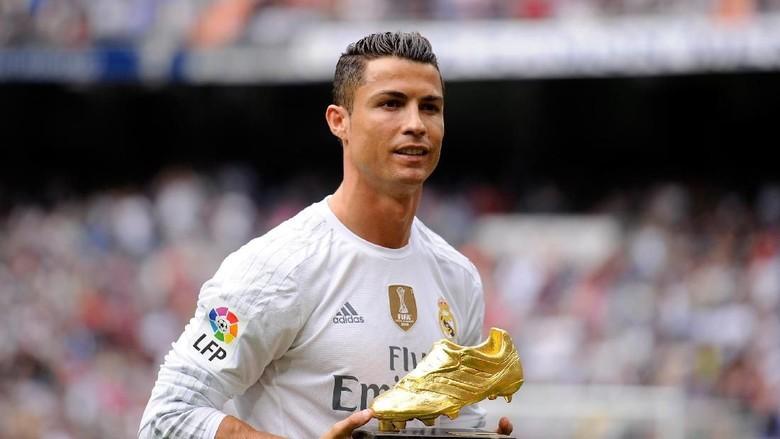 Kedatangan Ronaldo ke Juventus Tambah Motivasi Napoli