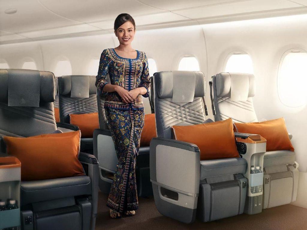 New Normal, Singapore Airlines Andalkan Digitalisasi Layanan dan Produk