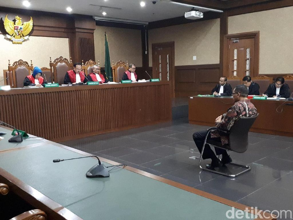 Eks Pejabat Kemendagri Didakwa Korupsi Rp 4,2 M Proyek IPDN