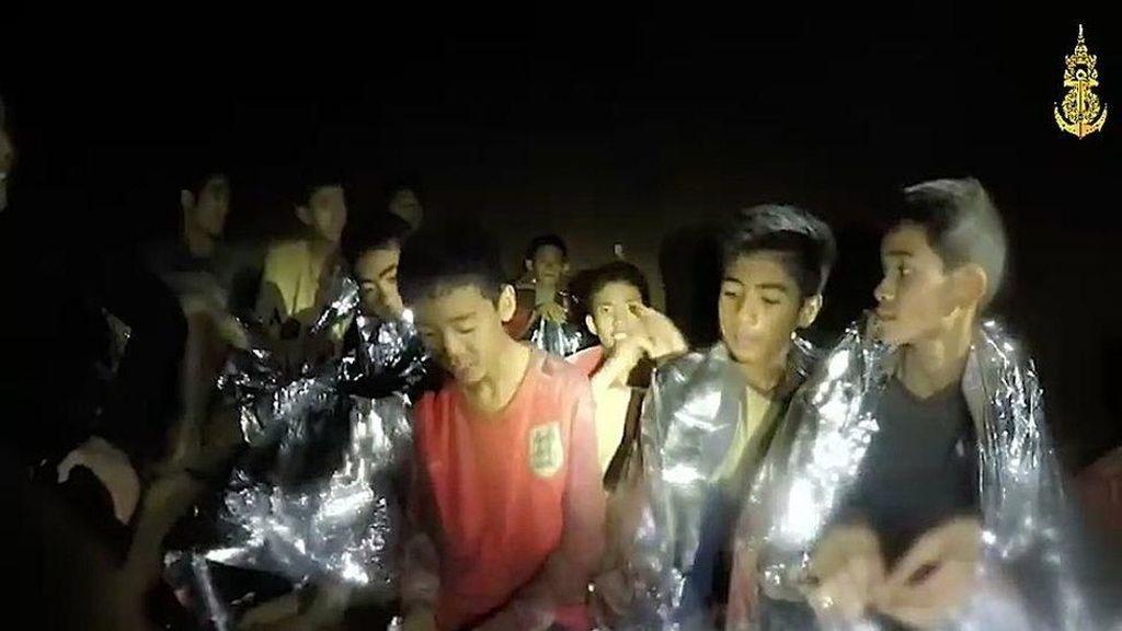 SEAL Thailand Soal Penyelamatan di Gua: Harapan Jadi Kenyataan