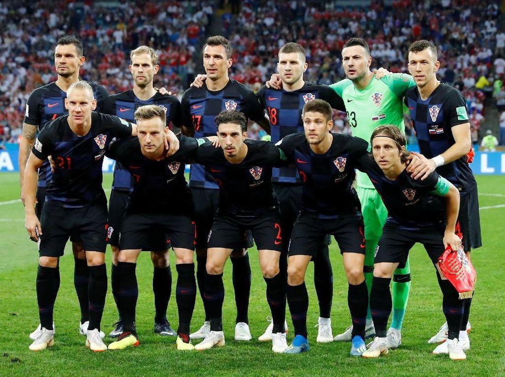 Jadwal Semifinal Piala Dunia 2018 Hari Ini: Kroasia vs Inggris