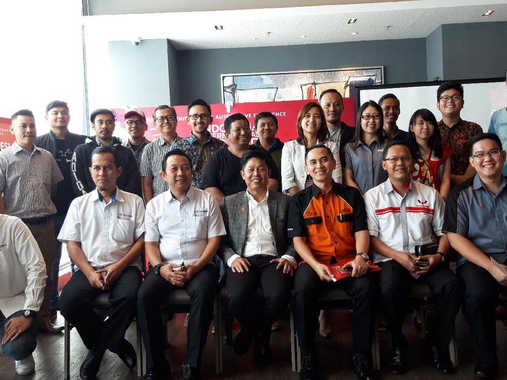 Siap-siap, Pameran Otomotif Internasional akan Dihelat di Surabaya