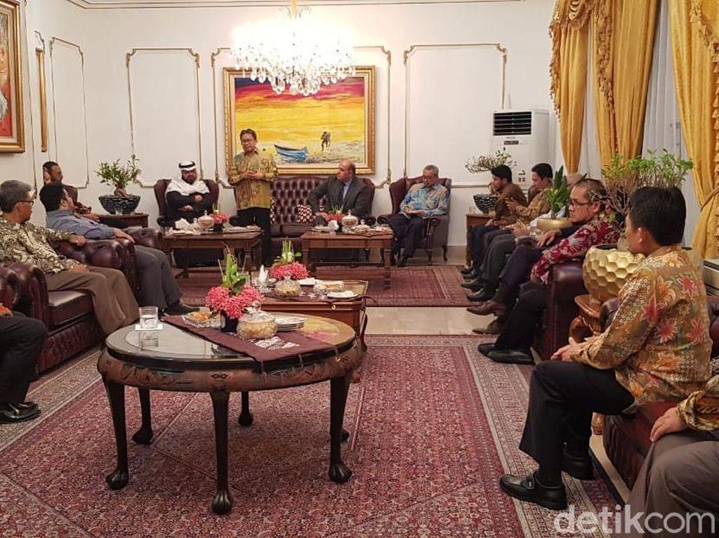 KJRI Jeddah Pastikan Jemaah Haji Makan Masakan Indonesia