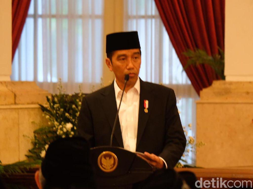 Jokowi Jawab Kritik Gaung Asian Games Belum Terasa