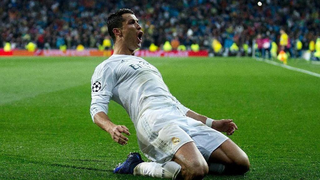 Skuat Madrid Sempat Bertaruh soal Masa Depan Ronaldo
