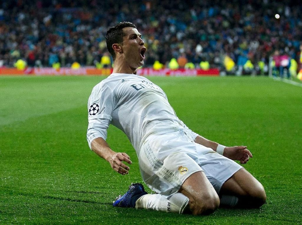Video Mengenang 9 Tahun CR7 di Real Madrid