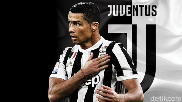 Mereka Ikut Girang Ronaldo Resmi ke Juventus