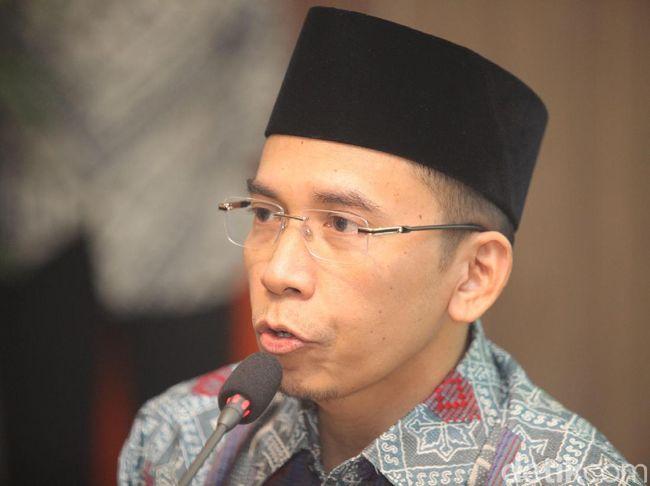 TGB: Setelah Tak Jadi Gubernur, Saya Berjuang untuk Jokowi-Ma'ruf