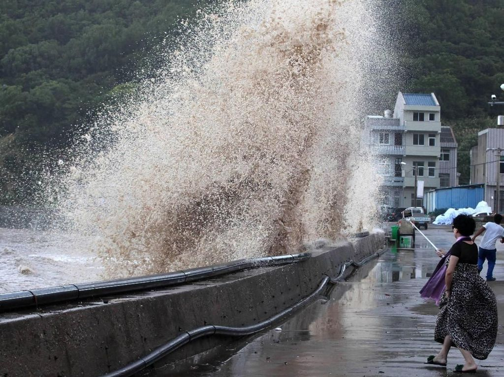 Akibat Cuaca Tak Menentu, Negara-negara di Asia Ini Alami Banjir dan Badai