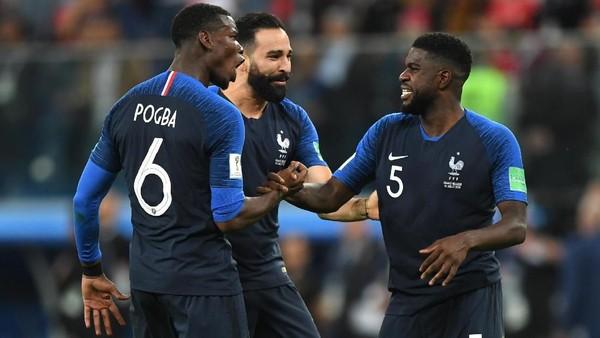 Final Ketiga Prancis di Piala Dunia