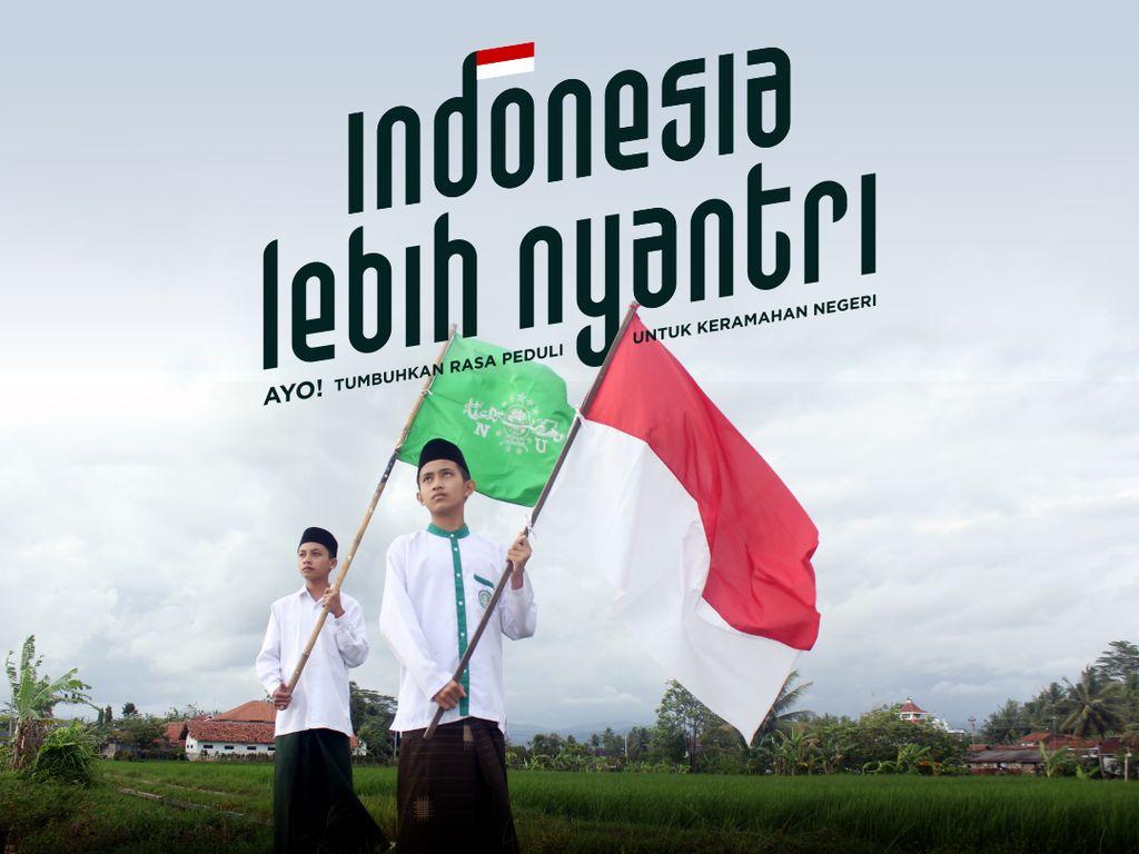 Indonesia Lebih Nyantri dan Gejala Jahili Milenial