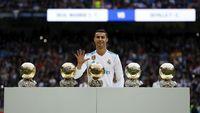 Real Madrid Tak Lagi Hadapi Musim dengan Peraih Ballon dOr di Skuat