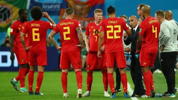 Gagal di Piala Dunia 2018, Belgia Bidik Piala Eropa 2020
