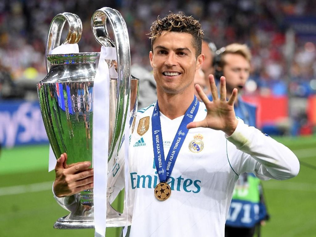 Belum Move On, Real Madrid Kangen Ronaldo