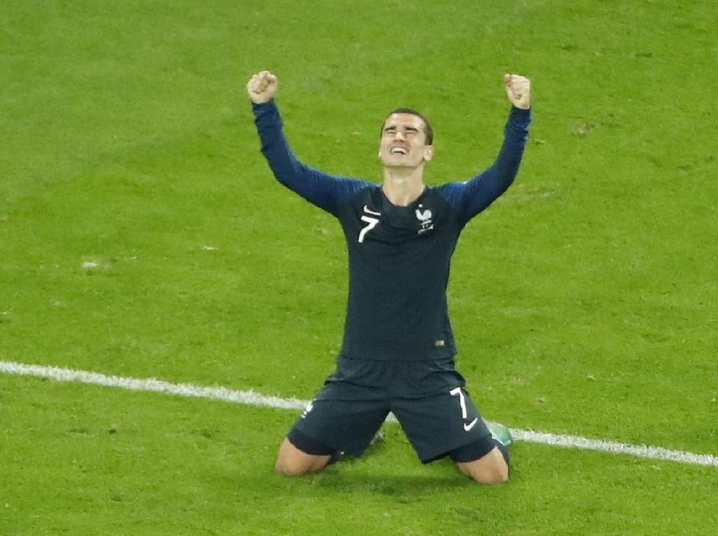 Griezmann di Piala Dunia 2018: Makin Lama, Makin Mantap