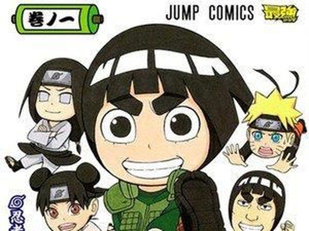 Elex Media akan Terbitkan Spinoff Manga Karakter Lain di Naruto