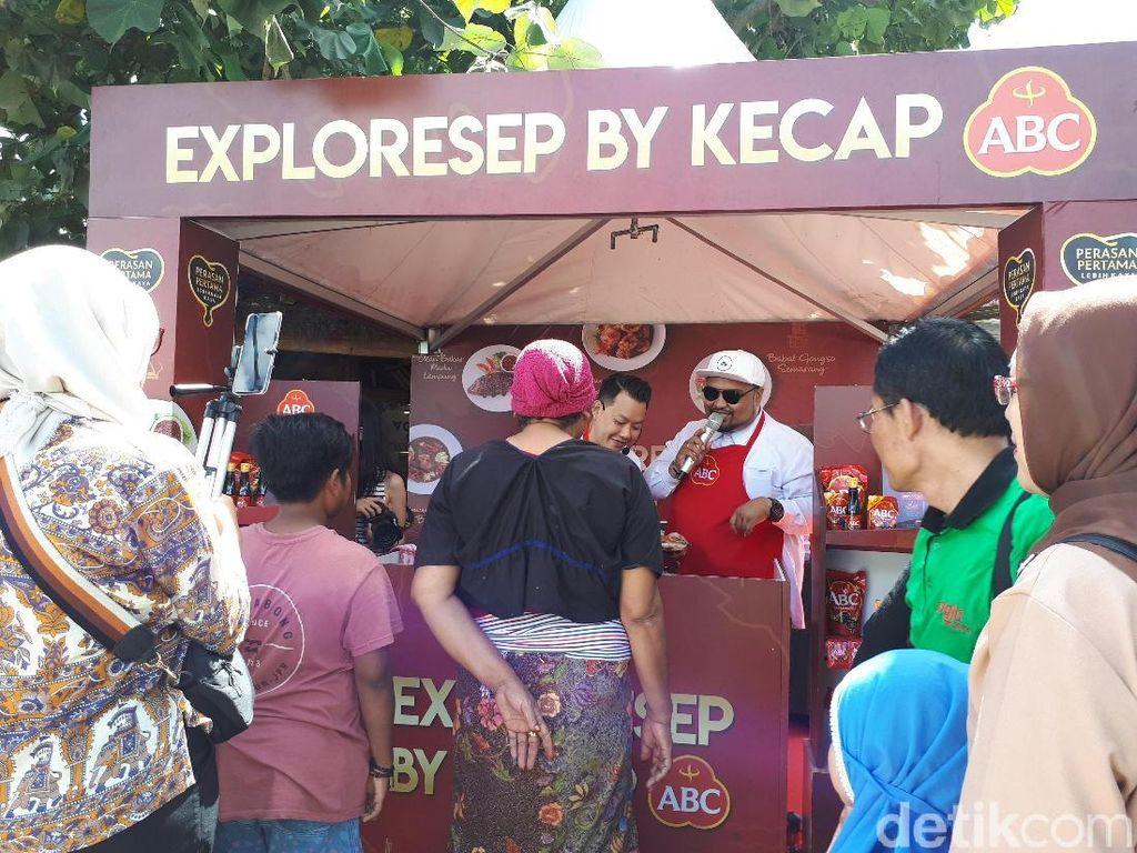 Eksploresep by Kecap ABC Ramaikan Desa Sade dengan Sajian Ayam Taliwang