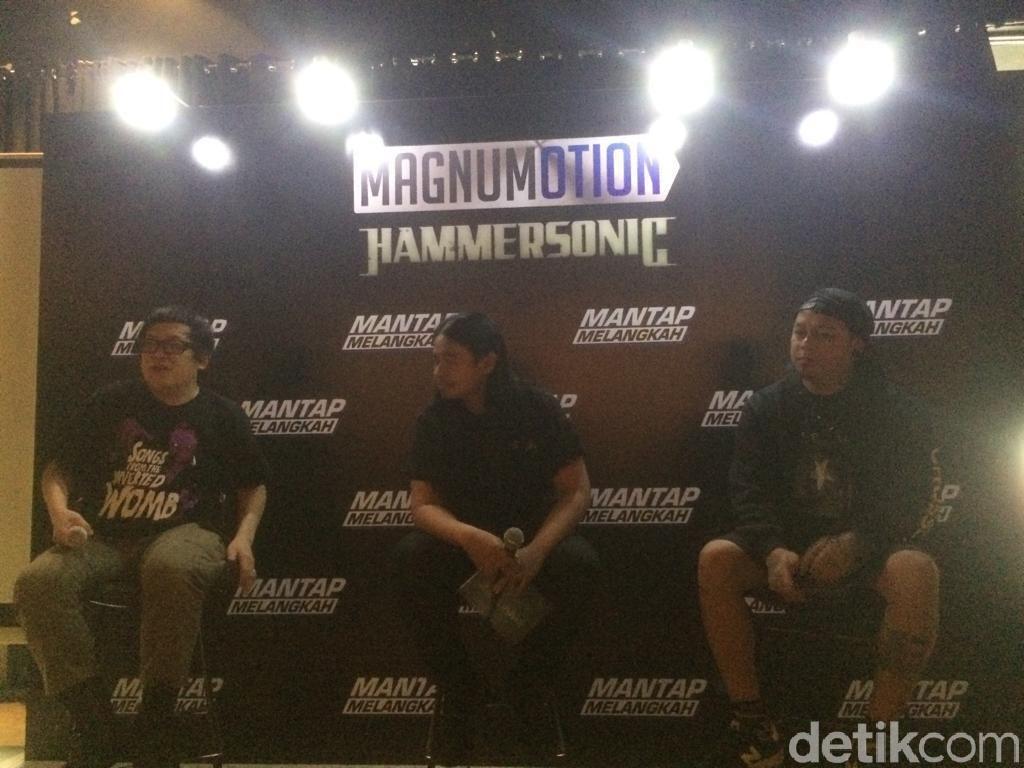 Kumpulkan Line Up Band Jadi Tantangan Utama di Hammersonic 2018