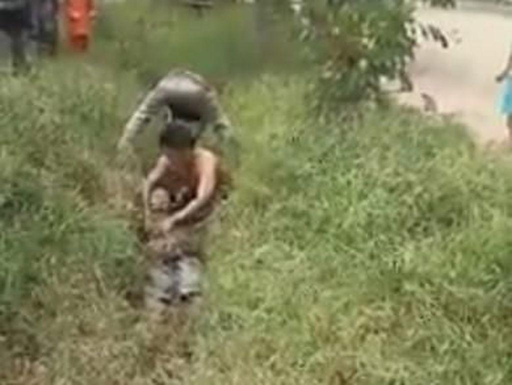 Viral! Video Bangkit Dari Kubur, Begini Faktanya