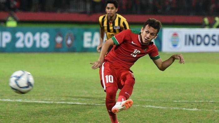 Egy Maulana Vikri gagal bawa Indonesia ke final Piala AFF U-19. (Foto: Zabur Karuru/ANTARA)