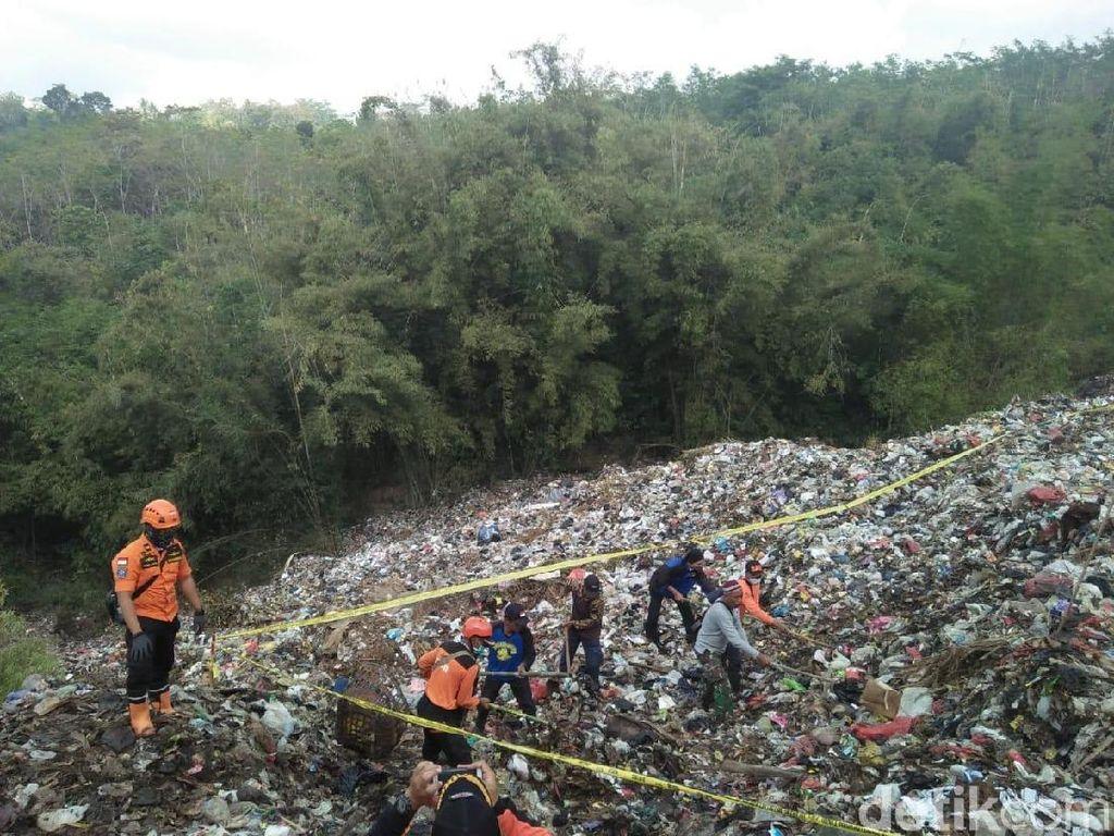 Hilang Tertimbun Longsor, Berapa Jumlah Pemulung di TPA Malang?