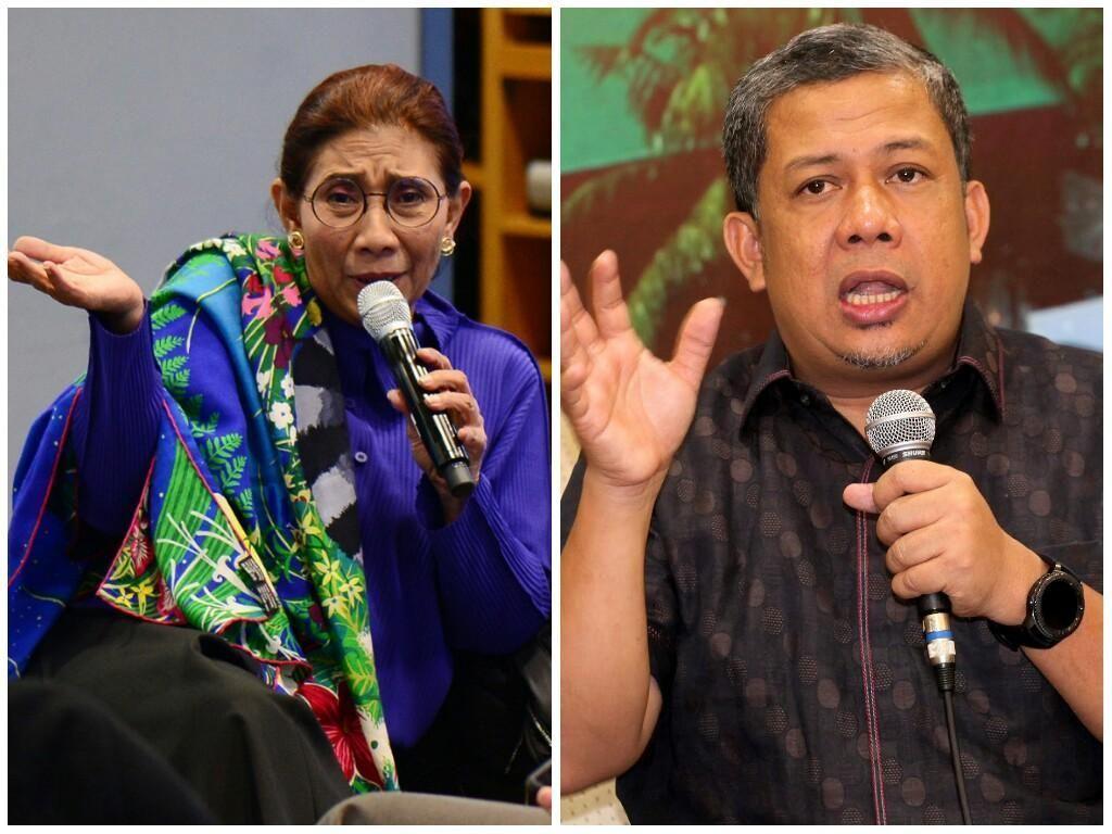Komisi IV Minta Susi Tak Terlalu Serius Tanggapi Candaan Fahri