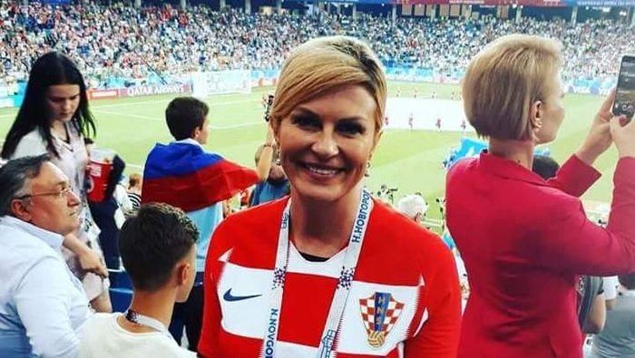 Foto Presiden Kroasia Berbikini Ramai Dibahas, Ini Faktanya
