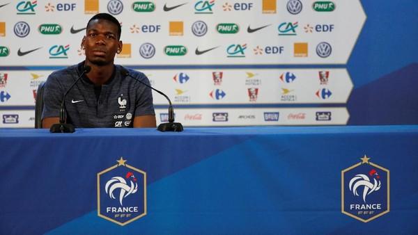 Prancis Enggan Disebut Favorit di Final Piala Dunia 2018