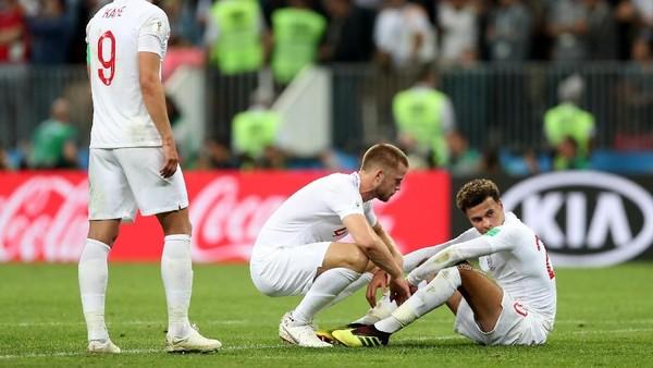 Meski Gagal Memulangkan Sepakbola, Inggris Sudah Buat Tolok Ukur Baru