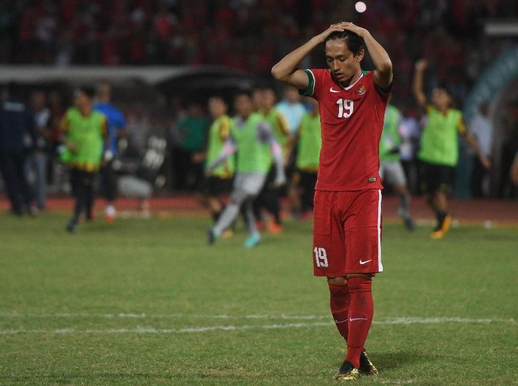 Sedih! Indonesia Gagal ke Final