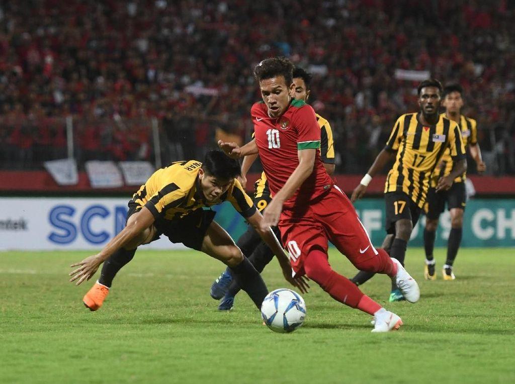 Kalah Adu Penalti dari Malaysia, Indonesia Gagal ke Final