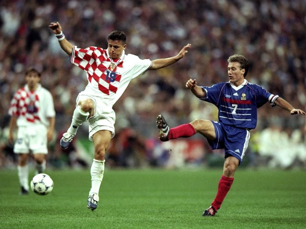 Final Lawan Prancis dan Urusan Kroasia yang Masih Belum Selesai