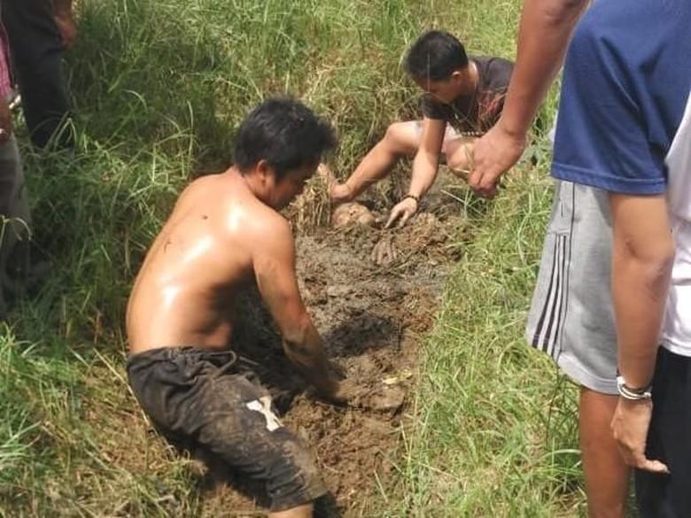Viral 'Pria Bangkit dari Kubur' di Pontianak, Ini Faktanya