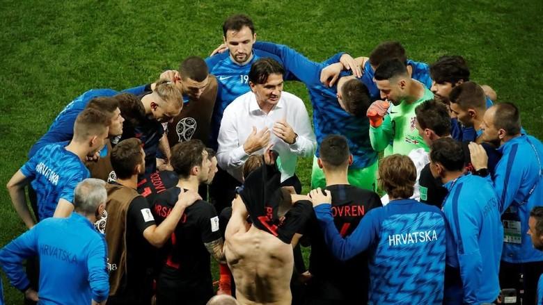 Karena Menyerah Tak Ada dalam Kamus Kroasia