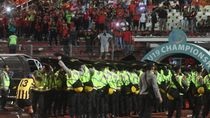 Kelakuan Supporter Indonesia Lukai Semangat #timnasday
