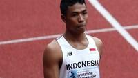 Zohri Tak Lolos Semifinal Olimpiade, Netizen Besarkan Hatinya