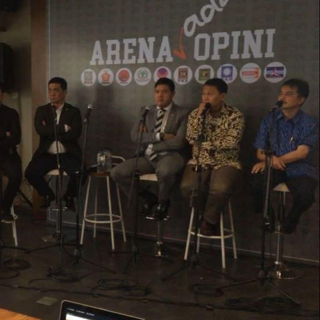 Singgung Pembangunan di Era Jokowi, Roy Suryo: Jangan Lebay