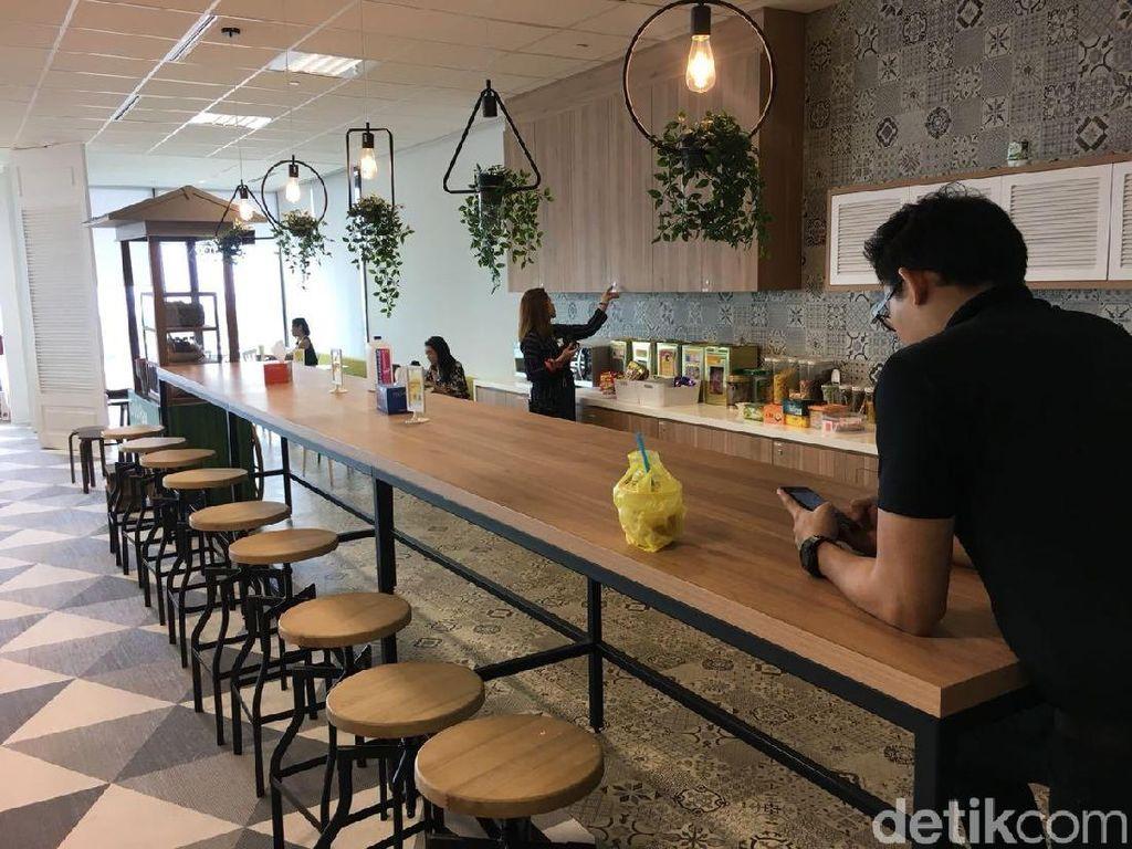 Berkeliling Kantor Terbesar Grab di Singapura